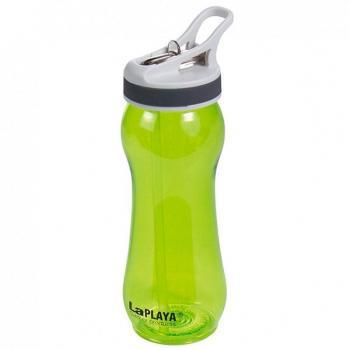 LaPLAYA Isotitan Trinkflasche, 0,6 l , grün