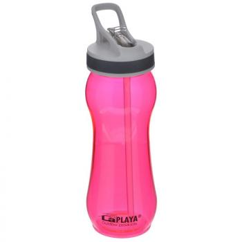 LaPLAYA Isotitan Trinkflasche, 0,6 l , pink
