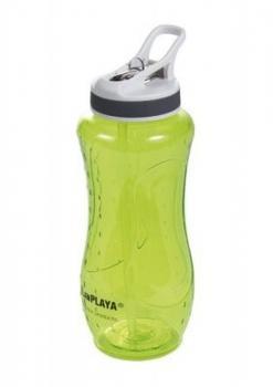 LaPLAYA Isotitan Trinkflasche, 0,9 l , grün