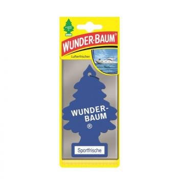 Wunderbaum Sportfrische 24 Stück